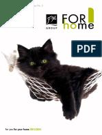 Home Catalogue 2012