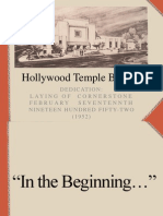 Hollywood Temple Beth El
