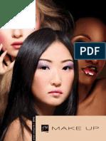 Make Up Catalogue 2012