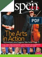Aspen Idea Magazine Summer 2012 Issue
