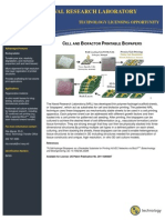 Cell and Biofactor Printable Biopapers