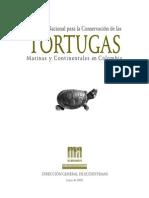 Programa Conservacion de Tortugas Colombia
