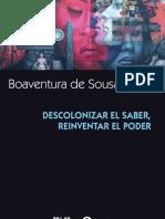 Descolonizar El Saber_BSS Copia
