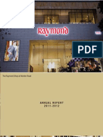 Raymonds 11 12 Annual Report