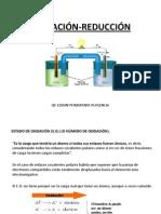 OXIDACIÓN-reducción