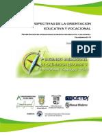 Memorias de Congreso de Orientacion Educativa y Vocacional Valledupar 2010