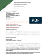 583.00.2010.121164-0 BANCOOP OAS  a requerida -BANCOOP- deu causa à rescisão do contrato