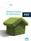 CO Greener Homes _résumé 2008