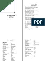 CRJ700 Checklist