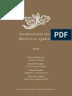 Dumbarton Oaks Medieval Library | Harvard University Press