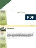 5 Group Theory