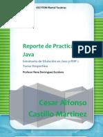 Reporte Java