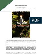 SÉRIE CONTOS ERÓTICOS DO BRASIL - A PASTORA DO AMAZONAS