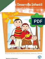 Cartilla de Desarrollo Infantil