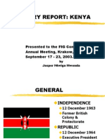 Kenya_country Report 2003