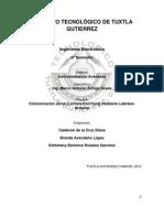 Reporte de Instrumentación Avanzada-Aplicación de Labview