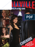 Smallville RPG - Corebook