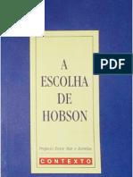 A Escolha de Hobson