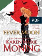 FEVER MOON (Graphic Novel) by Karen Marie Moning, Preview