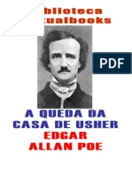 A queda da casa de Usher Edgar Allan Poe