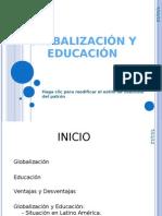 Educacion Y Globalizacion Machmar Jaramillo Pino Huete