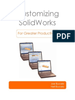 Customizing SolidWorks for Greater Productivity