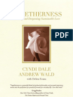 TOGETHERNESS Creating and Deepening Sustainable Love by Cyndi Dale and Andrew Wald - First Chapter
