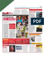 Conclusiones del terror que vivió el Perú