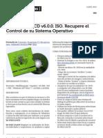 Dr Web Livecd v6 Recupere El Control de Su Sistema Operativo