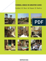 Improving Informal Areas in Greater Cairo