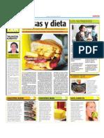 Grasas y Dieta