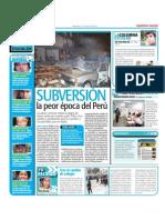Subversión en el Perú