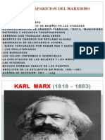 Filosofía de Karl Marx - Resumen