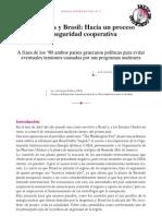 Aregentina Brasil Hacia Un Proceso de Seguridad Cooperativa - Milanese (Historia de Cooperacion Bilateral)