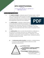 DIREITO CONSTITUCIONAL transcrições