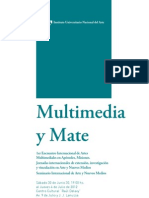 Multimedia y Mate