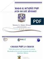 Presentation Alaniz 2010