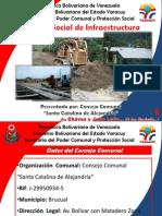 Inf-consejo comunal Santa Catalina de Alejandría