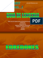 Manual Lenceria - Edredones