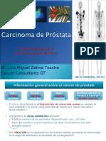 CA de Prostata. CentroAmerica