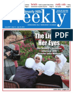The Light In Her Eyes--Beverly Hills Weekly, Issue #667