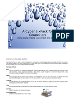 Cyber Sixpack for Councillors