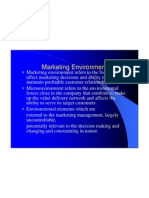 PM 4 (Marketing Environment) [Compatibility Mode]