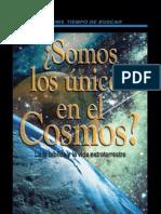 Somos Los Unicos en El Cosmos