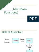SIC Assembler