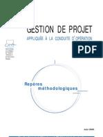 Urbanisme & gestion de projet _guide méthodologique CERTU2000