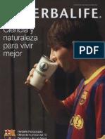 Revista Productos Herbalife
