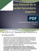 Pp Marco Gral de Educ Secundaria Superior