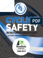 Survey Cyclist Safety Report June 2012