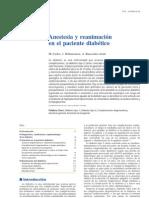 Anestesia y Reanimacion en El Paciente Diabetico